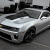 Camaro ZL1 Gets Best Aerodynamics of All