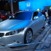 Honda Promotes Accord Coupe at the 2012 Detroit Auto Show