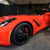 Quarterback Joe Flacco Takes Home a Jazzy New Chevrolet Stingray