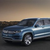 Volkswagen CrossBlue Concept &#8211; Review