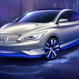 Infiniti Accelerating the Future