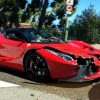 LaFerrari Crashes Into Volkswagen Golf