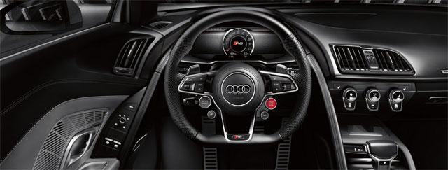 2017 Audi R8 Interior