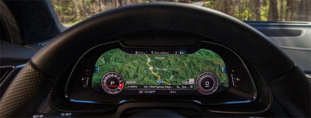 MMI navigation plus