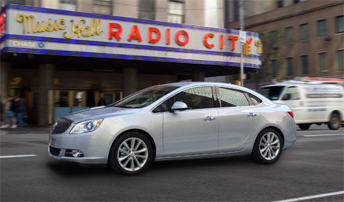 Buick Verano Gets Bose System