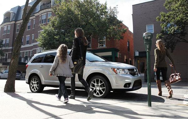 Dodge Journey as Family Car