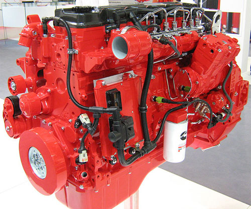 Cummins B-series 6 cylinder engine