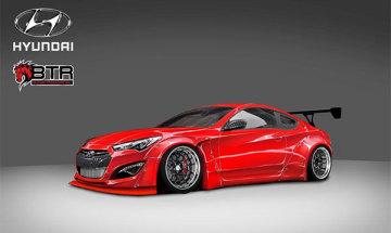 2014 Genesis Coupe