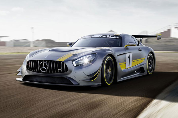 Mercedes-AMG-GT3-Race-Car