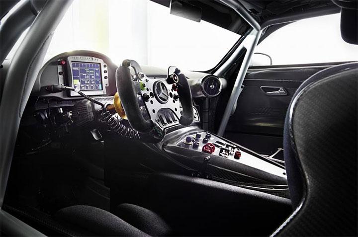 Mercedes-AMG GT3 Race Car