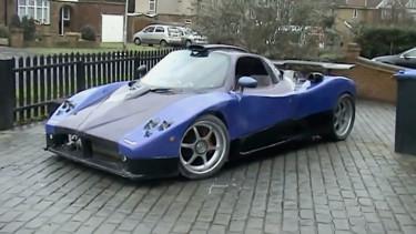 Pagani-Zonda-supercar