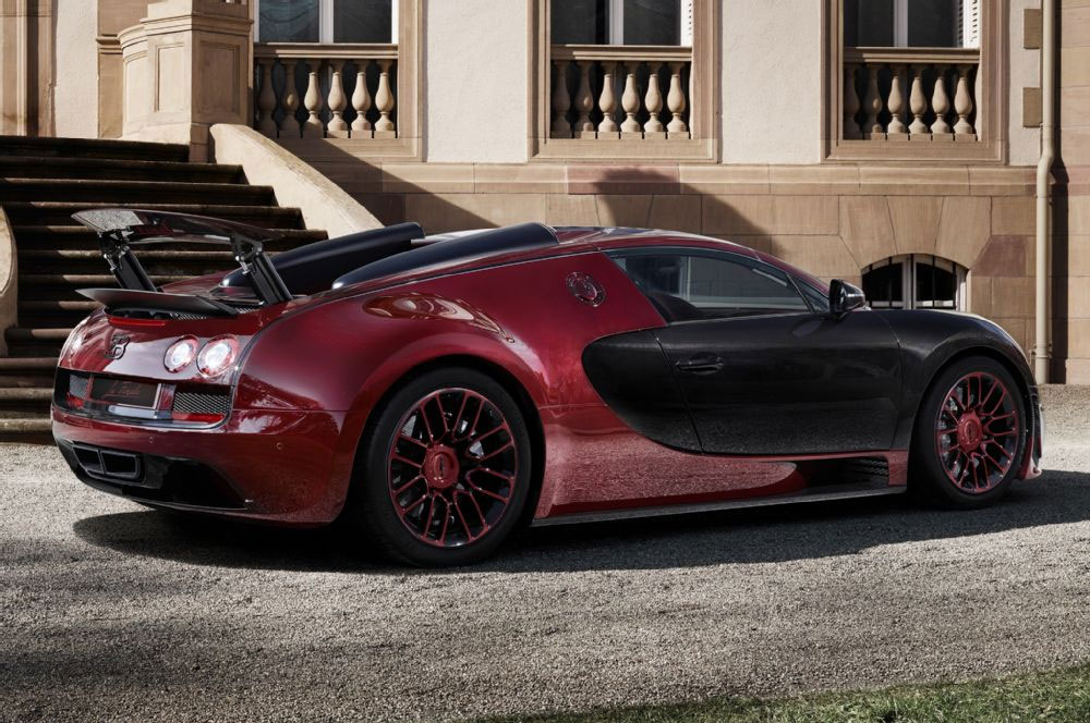 2015 Bugatti Grand