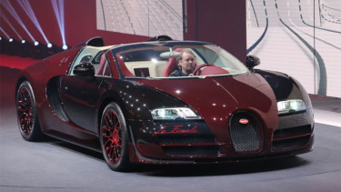 All 450 Veyron sold