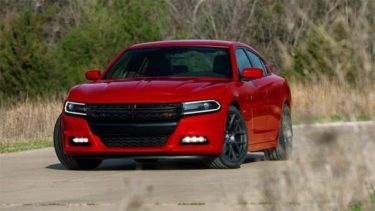 Next-Generation Dodge Charger
