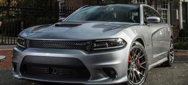 2016 Dodge Charger SRT