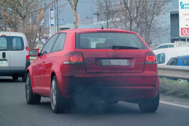 Automotive Air Pollution