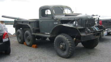The Power Wagon