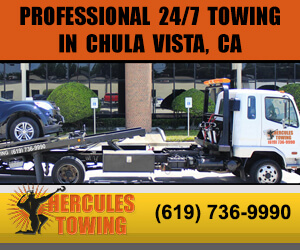 Reliable Towing Service in Chula Vista