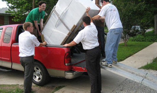 Hiring Residential Movers