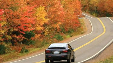 Fall Foliage Drives in The Northeast