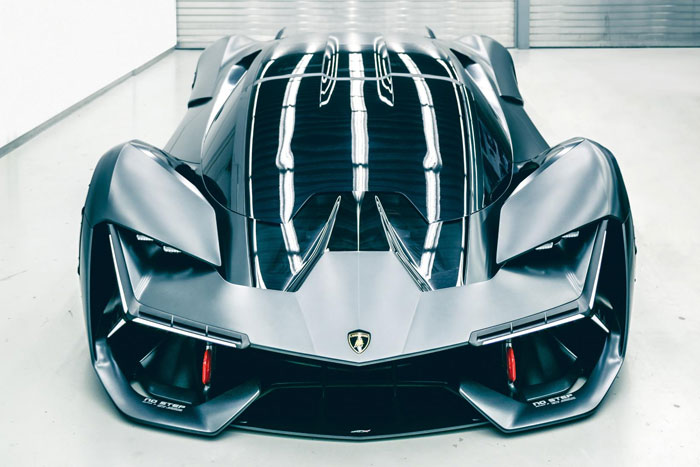 Lamborghini Terzo