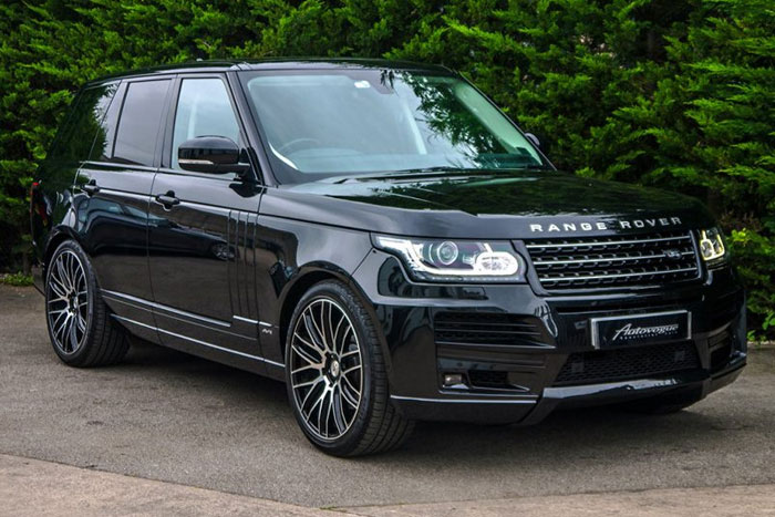 Ran Rover Sport/Vogue